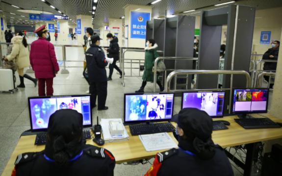 武汉地铁2万员工核酸检测均为阴性,武汉站武昌站均正常开放